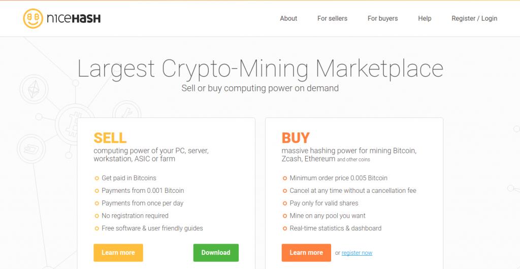 Pārdod visu, kas man pieder, un ieguldi to visu bitcoin