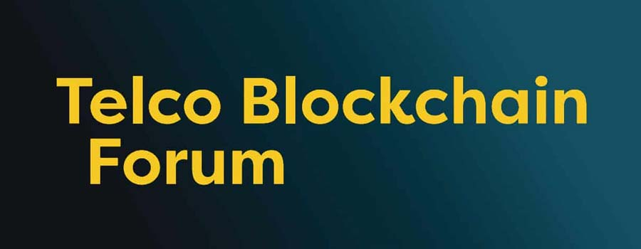 Telco Blockchain forums