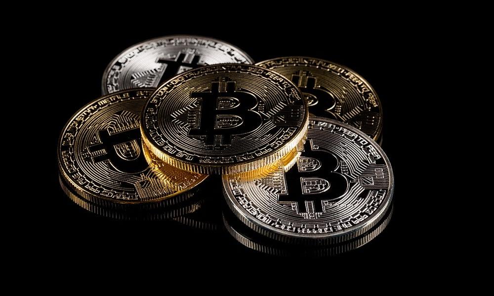 bitcoin davėjas