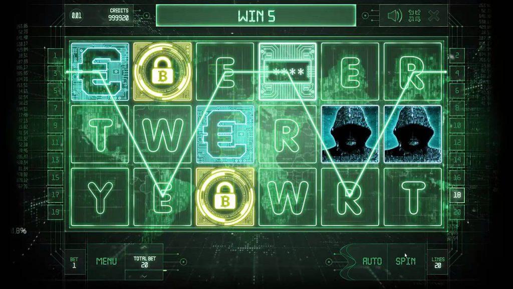 bitcoin lošimo automatas