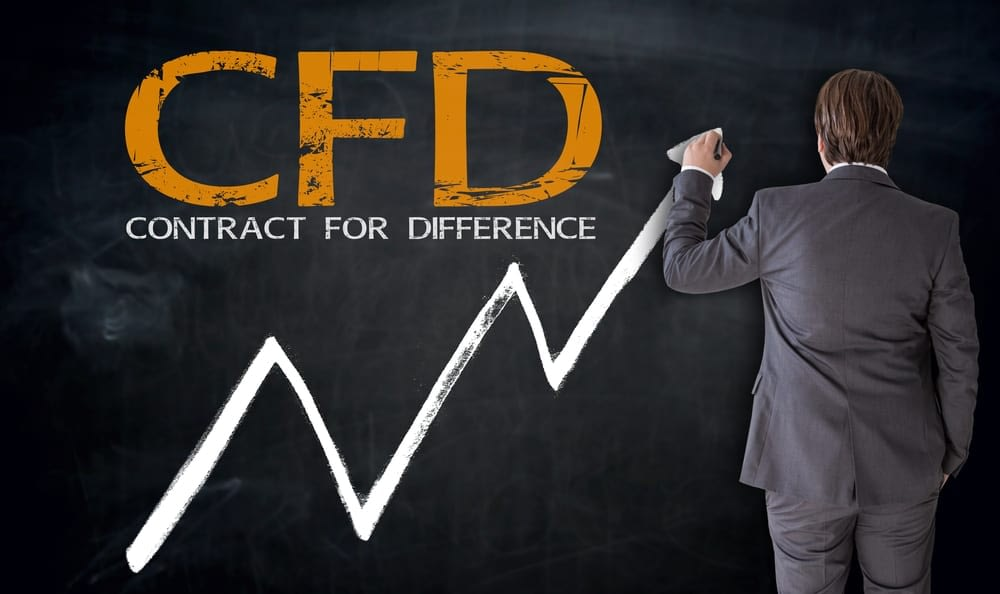 tirdzniecības cfd un tā atšķirības no forex